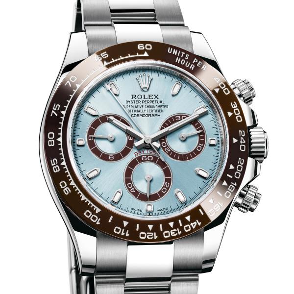 51796bee4fef3 15. سعر ساعة رولكس دايتونا بلاتينيوم الأصلية COSMOGRAPH DAYTONA Platinum  (116506)